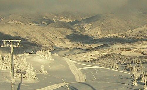 neige vacances de la toussaint 2012